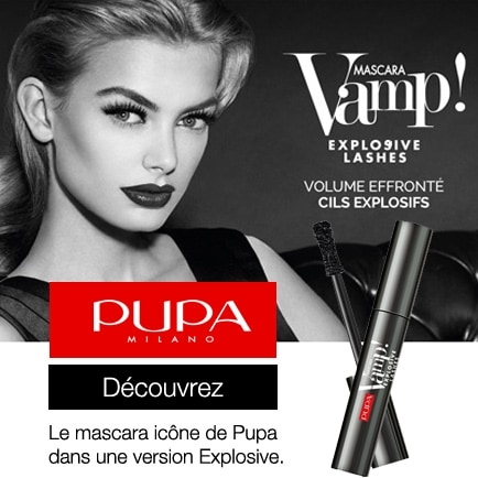 Pupa Vamp! Explosive Lashes