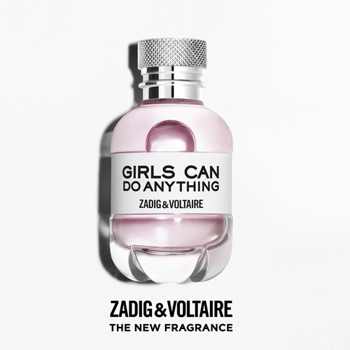 Girls Can Do Anything, la féminité vue par Zadig & Voltaire