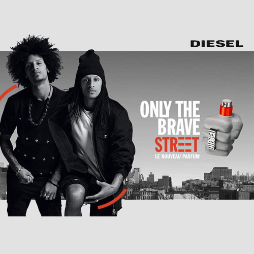 Only The Brave Street DIESEL