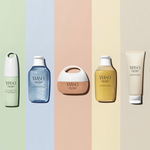 Beauty News :  WASO SHISEIDO