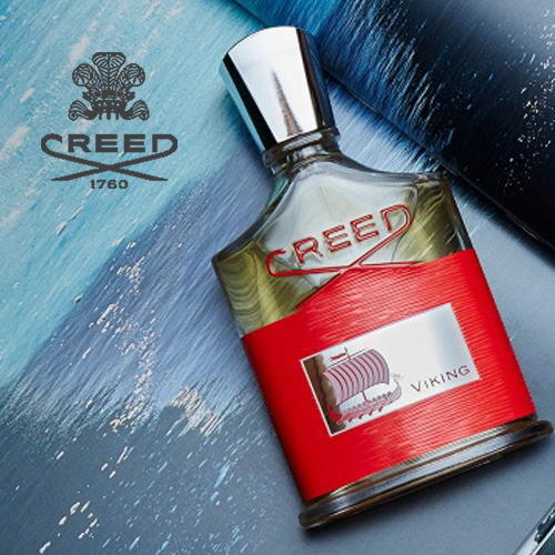 Beauty News : Viking CREED - incenza