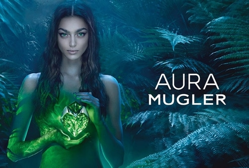 Aura Eau de Parfum MUGLER - incenza