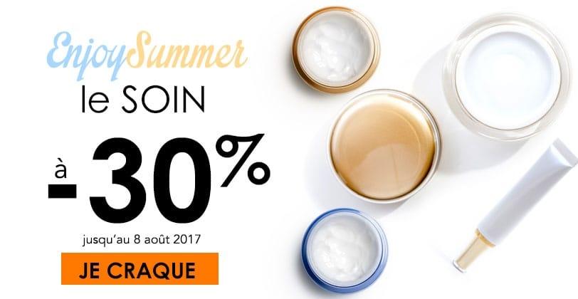 SOLDES -30% sur le Soin - INCENZA