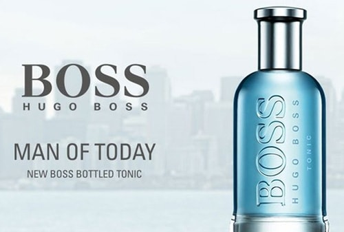 Boss Bottled Tonic  Eau de Toilette HUGO BOSS - Incenza